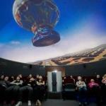 VJN planetārijā jauna filma