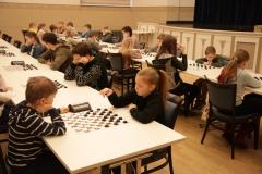 """""""Albatross"""" sacensības Dambretes spēlētājiem 26.01.2020"""