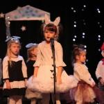 Harmoniskās attīstības klases Ziemassvētku pasākums