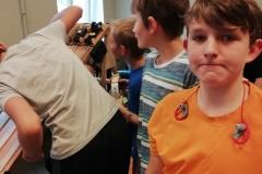 Inerces koka auto modeļu sacensības 2019 Liepājā