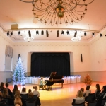 Klavierklases Ziemassvētku koncerts