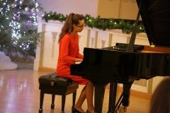 Klavierspēles mācību klases koncerts. 15.12.2019.