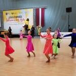 Latīņamerikas deju sacensības Saldū