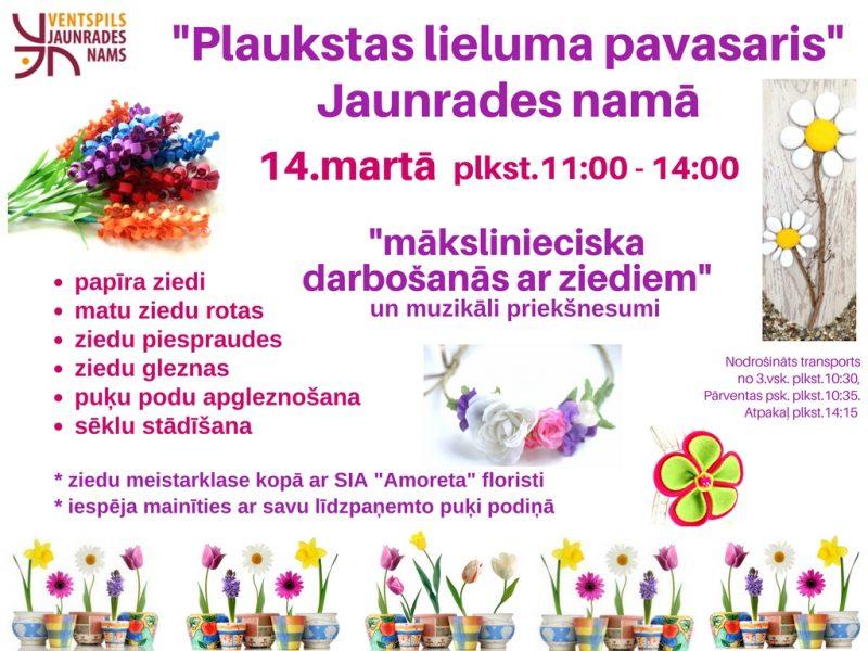 Plaukstas lieluma pavasaris VJN_14.marts