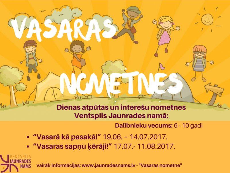VASARAS NOMETNES_info